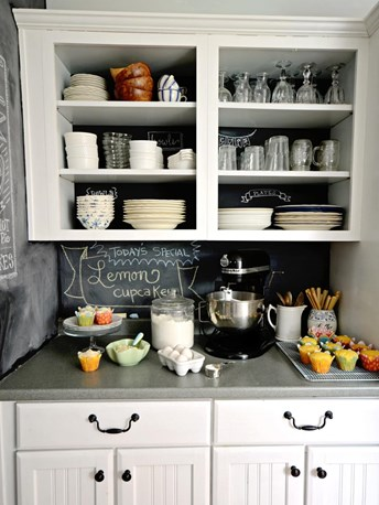 Open Shelving in the Kitchen - Yay or Nay?
