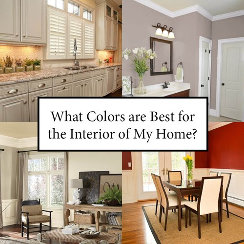 interior color selection tips for your home