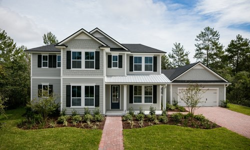 Hardie siding | The Forest at Las Calinas | Dostie Homes