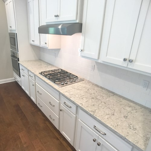 Lot 15 The Crossing | Kitchen Countertops | Dostie Homes